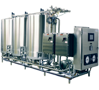 Dual Operating CIP Systems