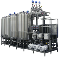 Clean-in-Place CIP Systems