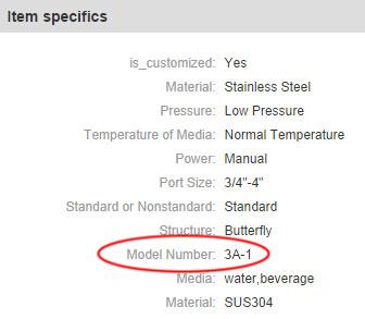 3A-Model-Number