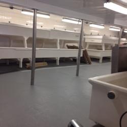 brine room