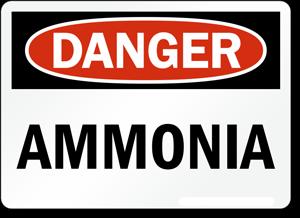 ammonia-danger