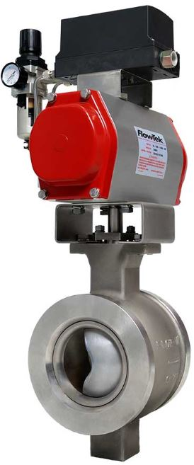 v-port-ball-valve