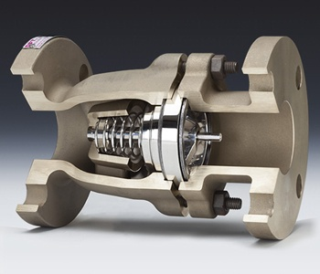 non-slam-check-valve