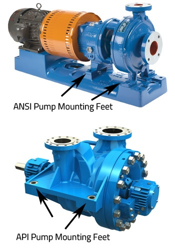 API Goulds Pumps and ANSI Goulds Pumps
