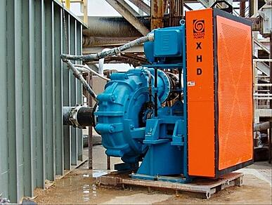 Goulds XHD Slurry Pump