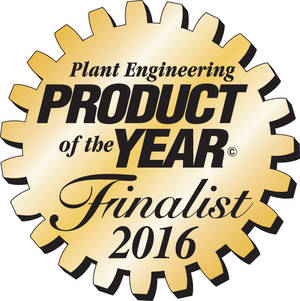 Plant Engineering - Product of the Year - Finalist