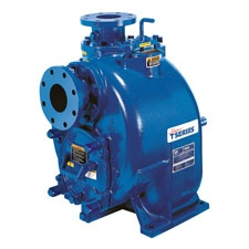 Gorman Rupp Self-Priming Pump