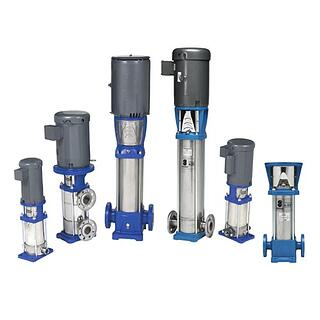 Goulds Water Technology Multistage Centrifugal Pumps