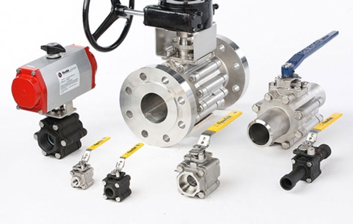 When Should I Use A 3 Piece Ball Valve?