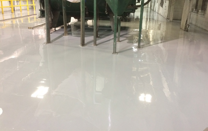 epoxy floor covering by what is your ideal epoxy floor coating thickness