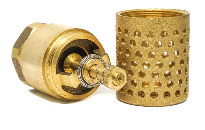 What is a Foot Valve?