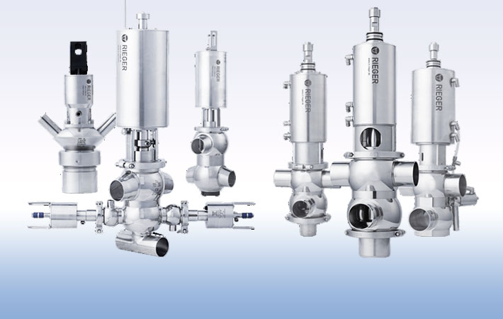 Aseptic Valve or Hygienic Valve, what's the difference?