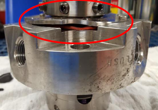 Mechanical Seal Installation Error