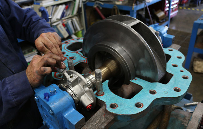 What's The Difference Between Open, Semi-Open, and Closed Impellers?