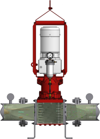 twin shaft grinder cross section.png