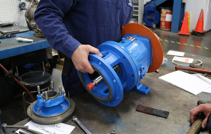 What is Pump Cavitation?