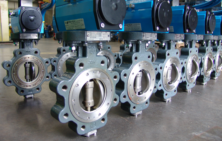 What's Different About Zero, Double and Triple Offset Butterfly Valves?