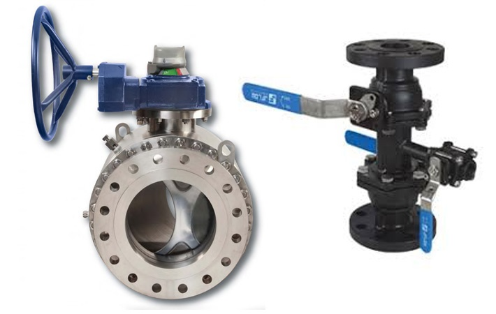 Image result for Double Block & Bleed Valves Market