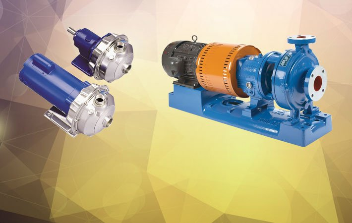 You Choose: Frame Mounted vs. Close Coupled Pumps